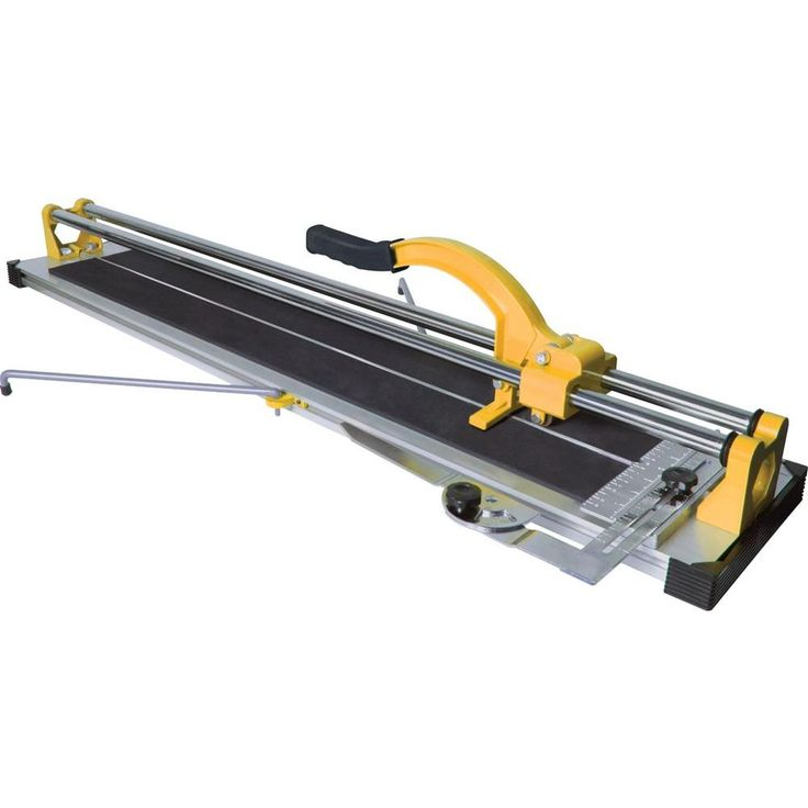 QEP 35 in. Rip and 24 in. Diagonal, Porcelain and Ceramic Tile Cutter