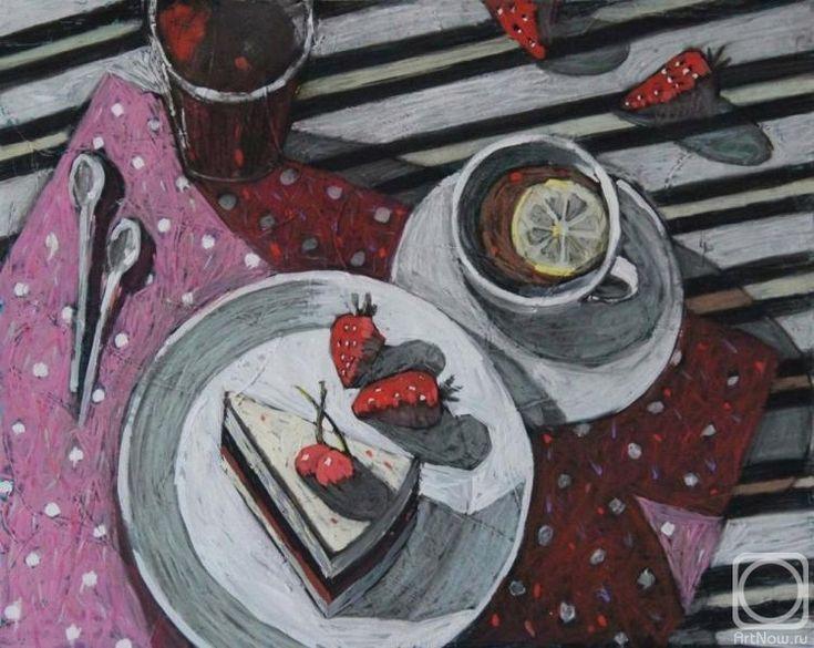 Леонова Наталья. сладкий завтрак