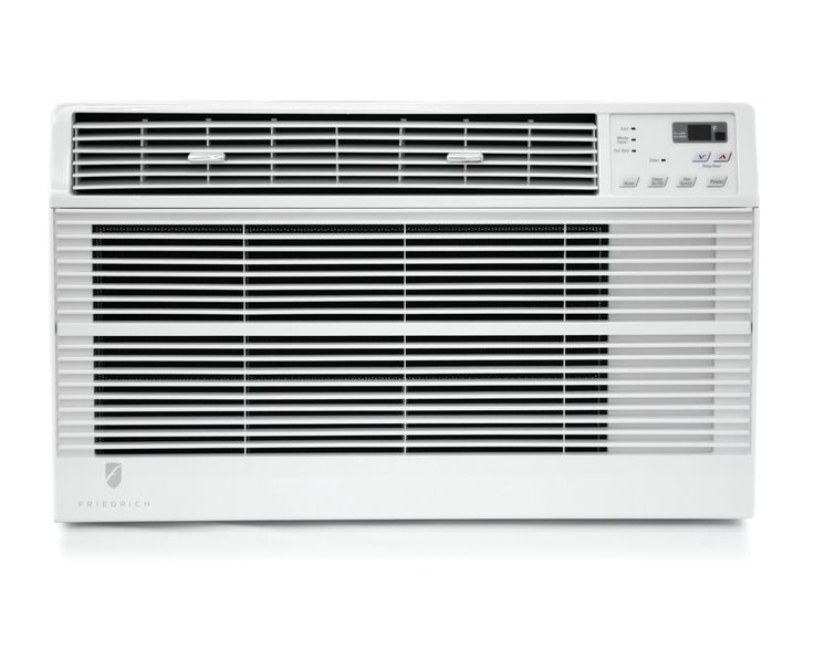 Uni-Fit 8000 BTU Energy Star Through the Wall Air Conditioner with Remote