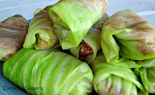 Cabbage Rolls (8) by ahnkadragon, via Flickr