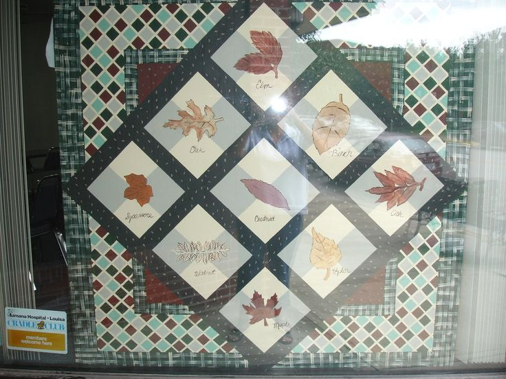 Quilt Patterns On Barns In Ky : 1000+ images about Barn Quilts ~ Quilt Trail on Pinterest Quilt, Minnesota and Nancy dell olio