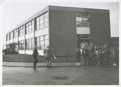 De basisschool Torenveld in de Witte Arend 1971