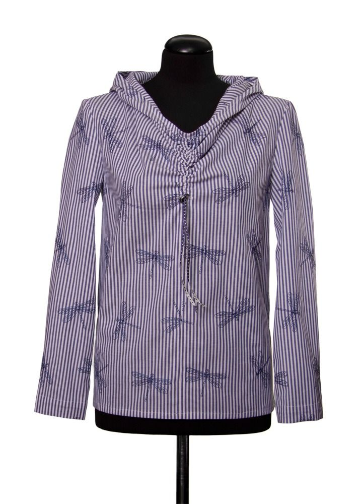 Bluse Morsum | Bluse schnittmuster, Bluse und Schnittmuster