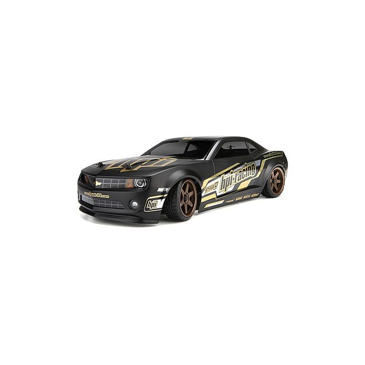 HPI SPRINT 2 DRIFT RTR WITH 2010 CHEVROLET® CAMARO® BODY - RC Bil