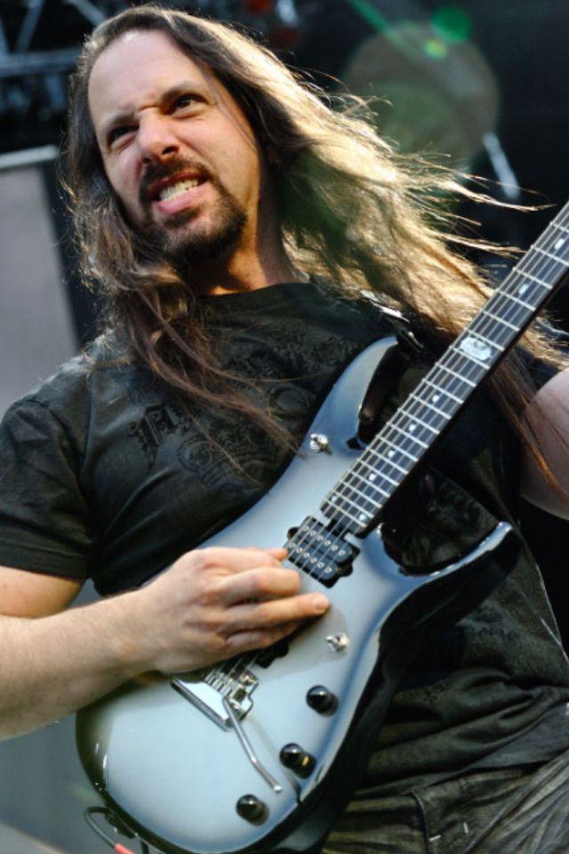 John Petrucci of Dream Theater.