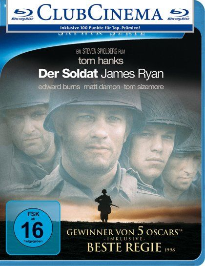 Der Soldat James Ryan (Blu-ray)