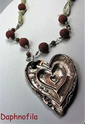 Τα daphnofila δημιουργούν: Μία μεγάλη καρδιά γεμάτη αγάπη!