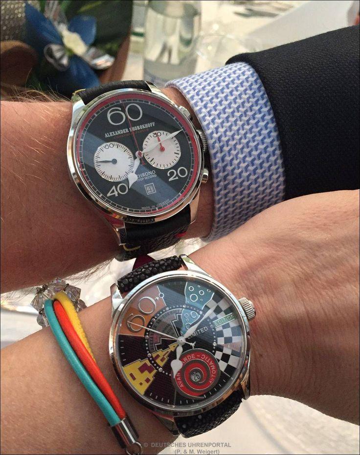 Im Rahmen der Baselworld 2017 feierte die Uhrenmanufaktur ALEXANDER SHOROKHOFF ihr 25-jähriges Jubiläum.