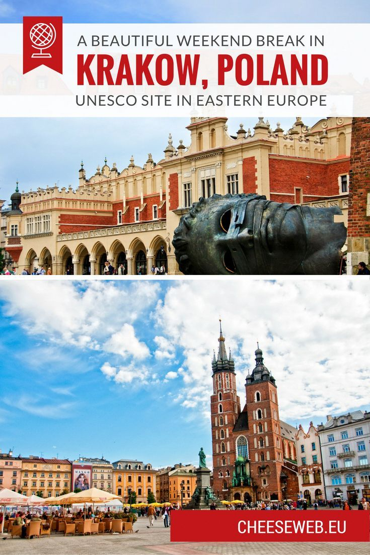 A weekend break in UNESCO-listed Krakow, Poland, a gem in Eastern Europe