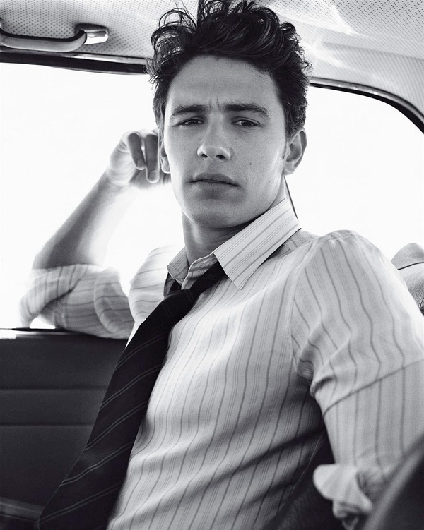 James Franco - actor, author, comedian, artist, producer, screenwriter, editor, poet, musician, director <3