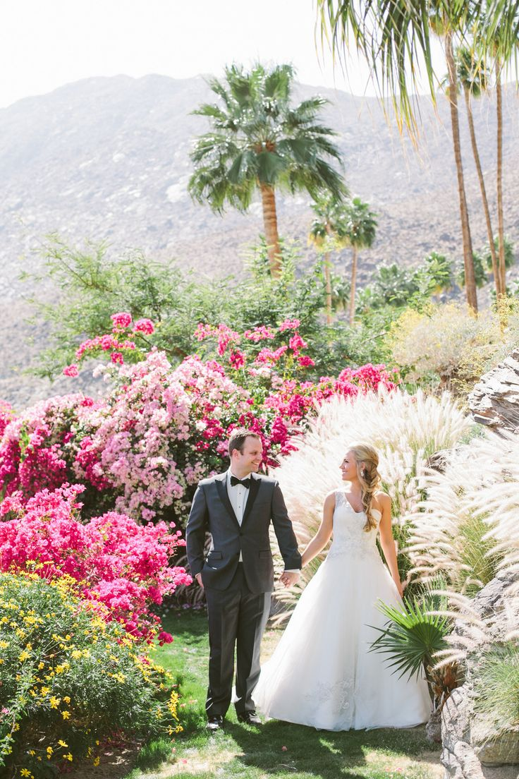 DB Bride Stacy Wearing Oleg Cassini Style CKP421  Photography: Laura Goldenberger - www.lauraphotographs.com: Wedding Photography, Wedding Ideas, Spring Weddings, Palm Springs, Springs Weddings, Palmspringswed Com, Bridal Brides, Dream Wedding