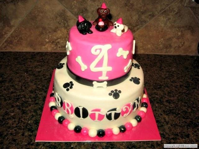 Layer Birthday Cake