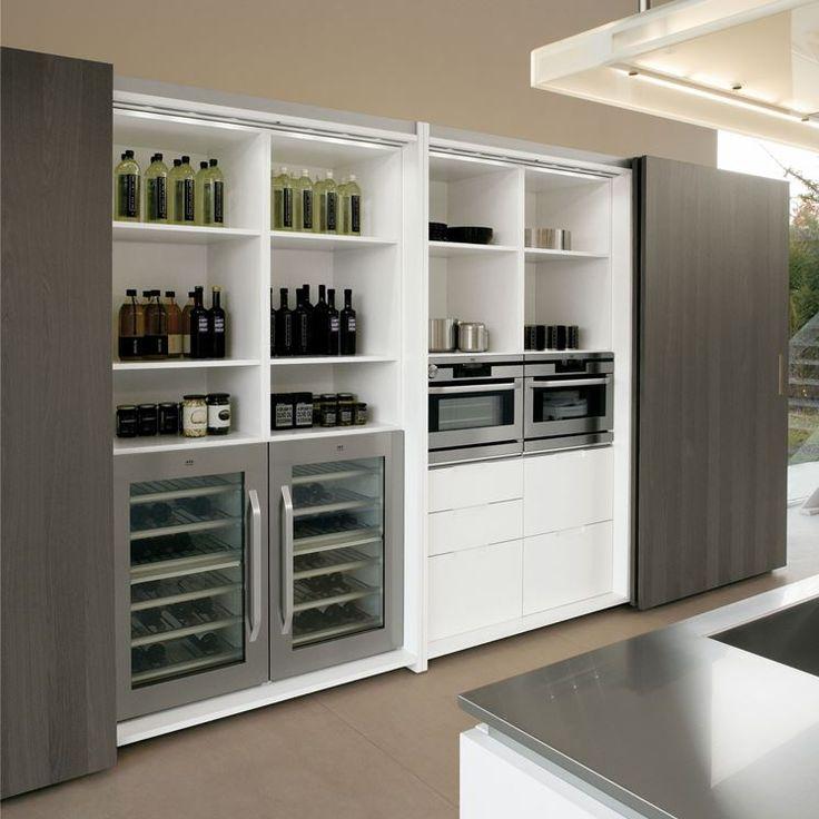 Oltre 25 fantastiche idee su Design della dispensa cucina su ...