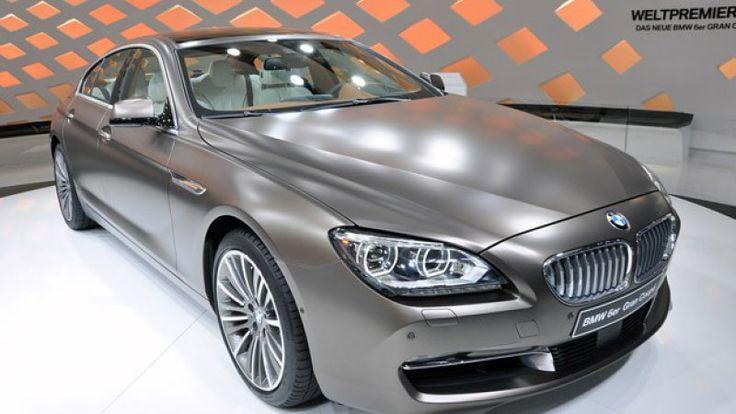 2013 BMW 6 Series Gran Coupe finally shows up autoblog.com