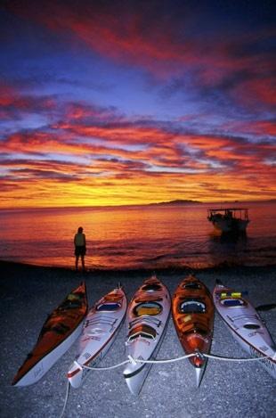 Sea Kayak Baja - one of my must-dos!