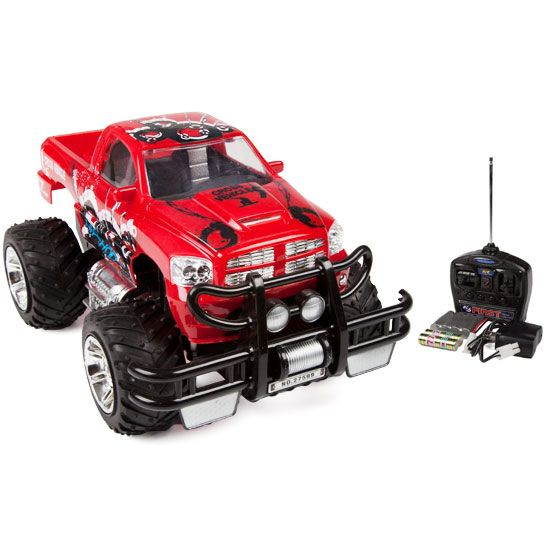 Contest Red Devil 4x4 RTR 1:12 Electric RC Truck