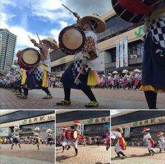 世界一の太鼓パレード来て観て魅せられ加わるさんさ 盛岡さんさ踊りは昭和年に第1回を開催して以来今年で39回目を迎えます本年も8月1日4日までの4日間中央通をメイン会場とし魅せる祭りと参加する祭りのコラボレーションを展開し祭りを盛り上げます  さんさ踊り公式ホームページはこちら http://ift.tt/2ac06T7 tags[岩手県]