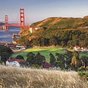 Top 20 romantic getaways – Cavallo Point, The Lodge at the Golden Gate, Sausalito, CA