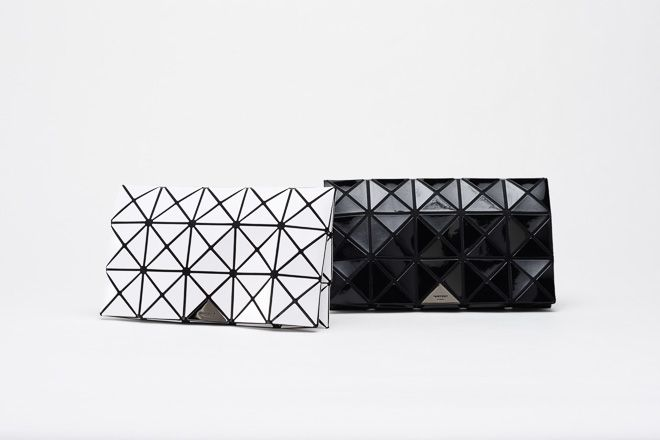 Issey Miyake Bao Bao Flap clutch... Can't find white or black anymore :(