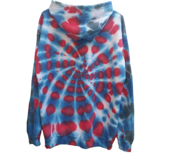 Adult Size Large Spider-man Marvel Sweatshirt Hoodie Womens Mens Teen Gift For Him Gift For Her Tie Dye Gym Zip-Up Hooded Sweater Etsy shop https://www.etsy.com/ca/listing/534889684/adult-size-large-spider-man-marvel