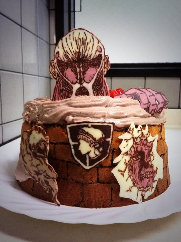 巨人ケーキ