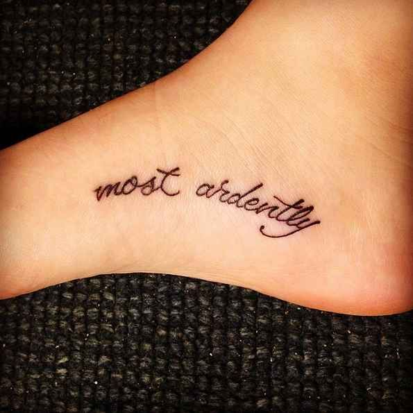 Omg!  Definitely getting it! 30 Gorgeous Tattoos Inspired By Great Books