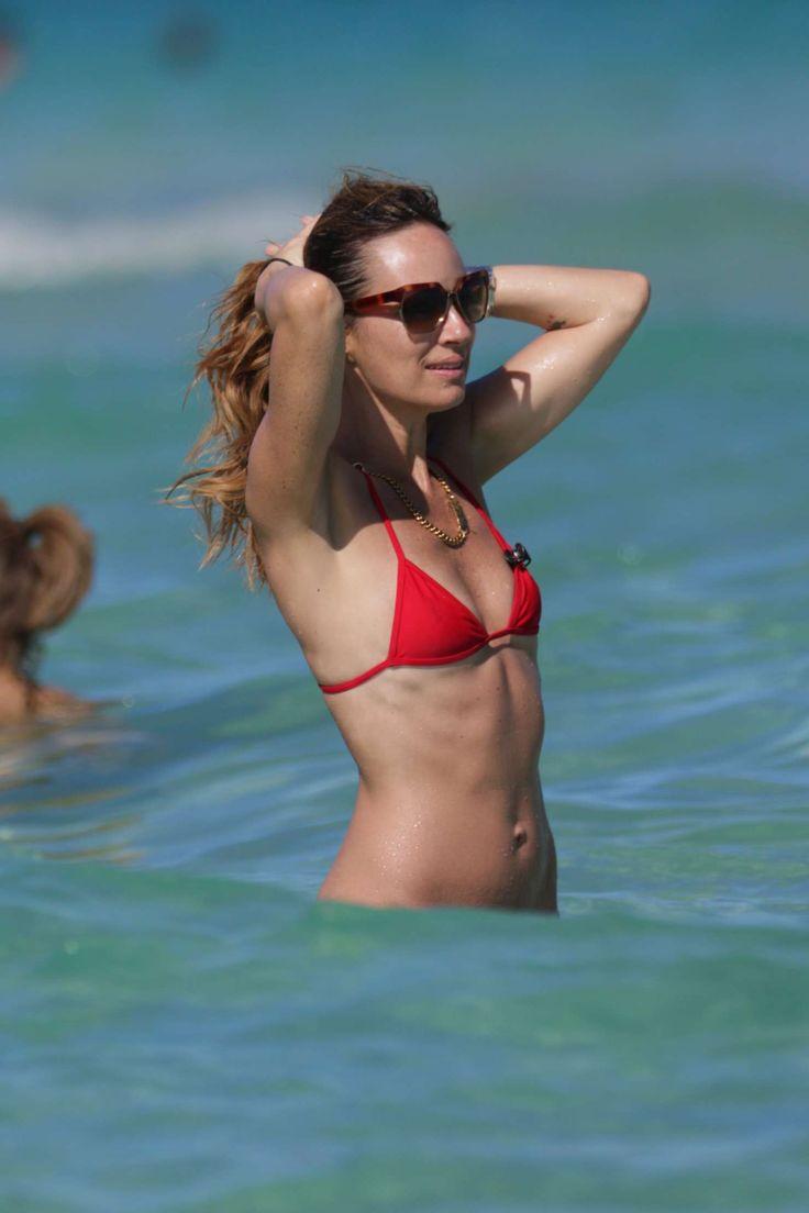 Stacy london bikini pics