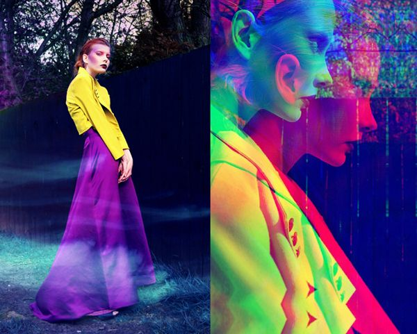 ip design: Jacek Narkielun's Neon Girls
