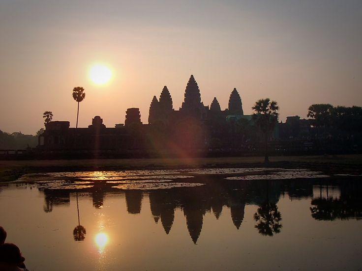 ☀ Sunrise at Angkor Wat, Siem Reap, Cambodia