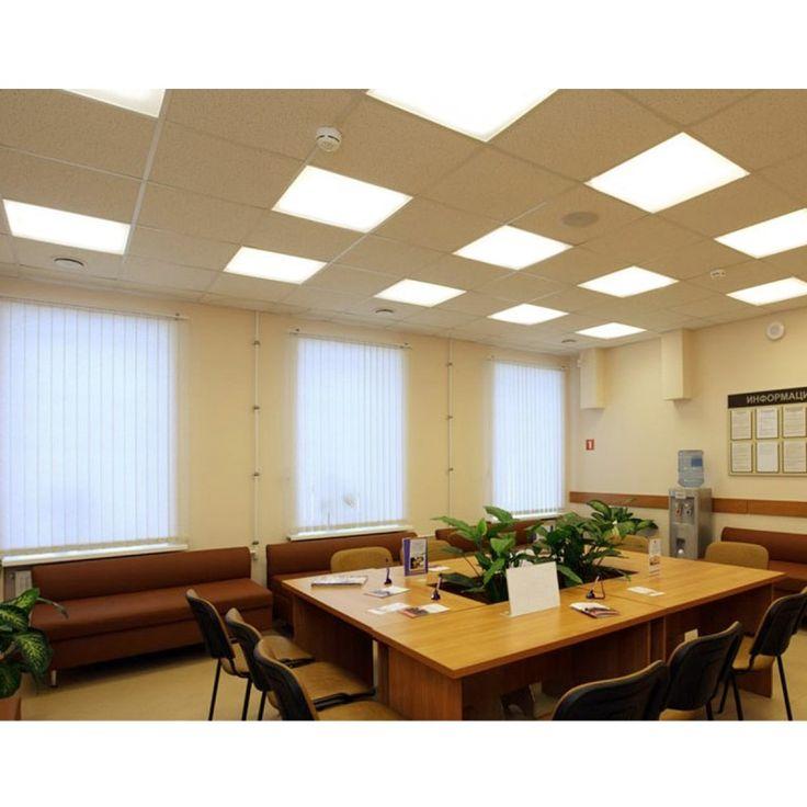 36W LED Panel Ceiling Light, 2700lm 600 x 600 Square | LE