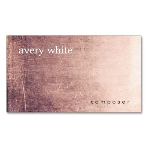 28 best images about Vintage Country Rustic Business Cards