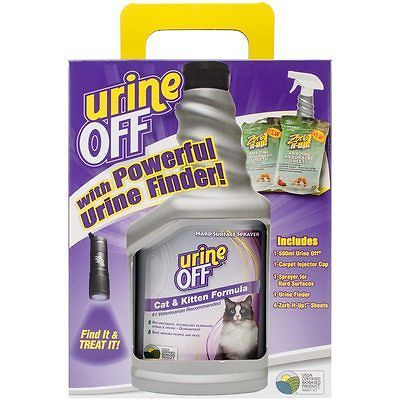 Cleaning Cat Urine