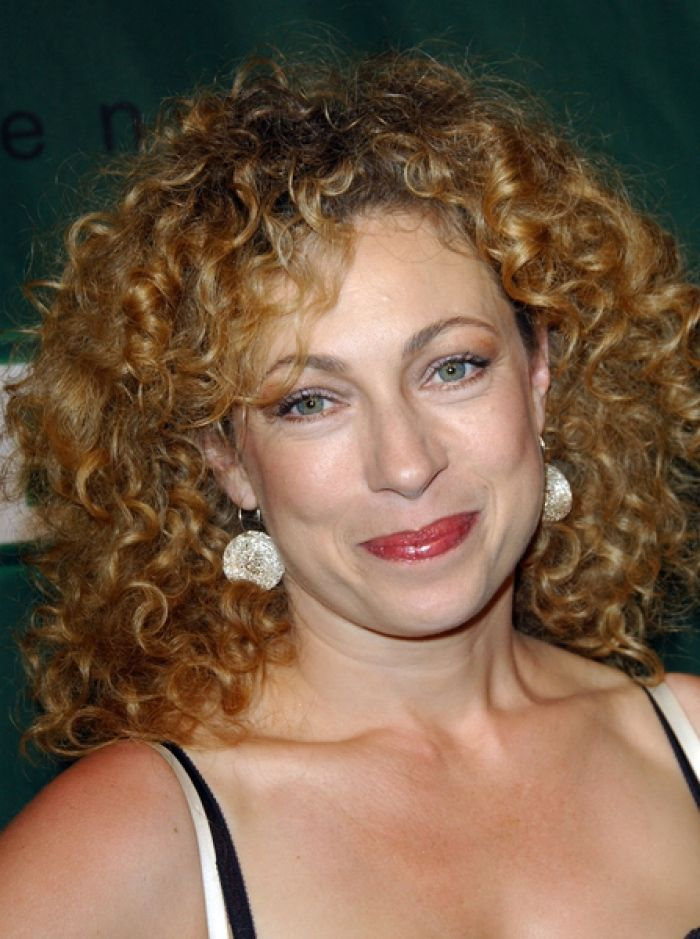 different hair styles of spiral perm look alex kingston haircuts 5155