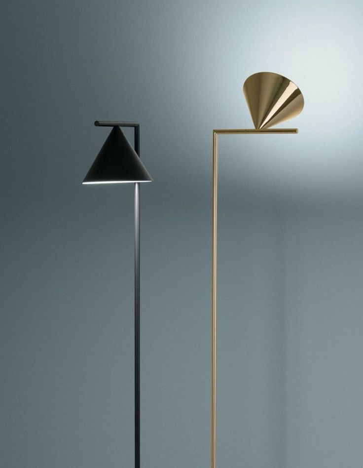 Simple geometric shapes to define the architectural space - Flos presents new lamps designed by Michael Anastassiades @floslighting