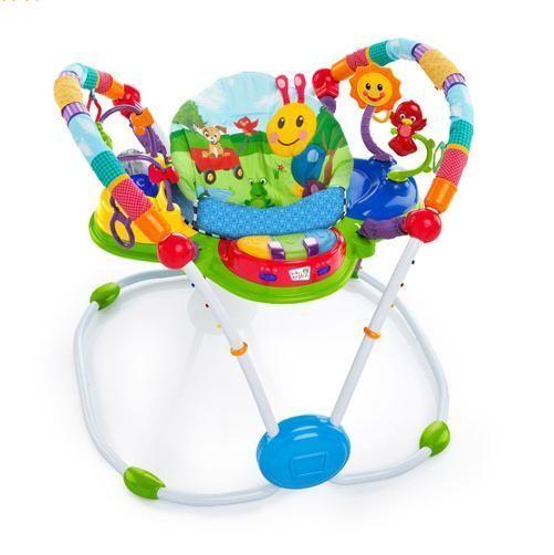 Baby Activity Jumper Exersaucer Activity Center Bouncing Chair Baby Einstein Toy #BabyEinstein