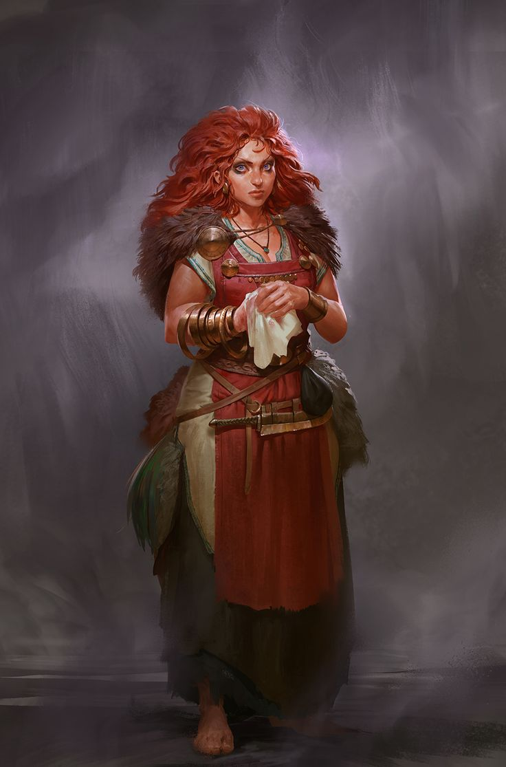 At last! The final member of the Vølurheim staff is Hulda Kvænangsdottir. She is the Professor of the Healing Arts, and for advanced senior students she also teaches a course in Ancient Blood Magic....