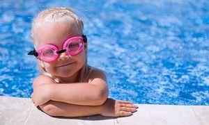 Natación infantil para ayudar a los peques a superar el calor que viene... #niños #airelibre #ocio http://gr.pn/1jlp5wS