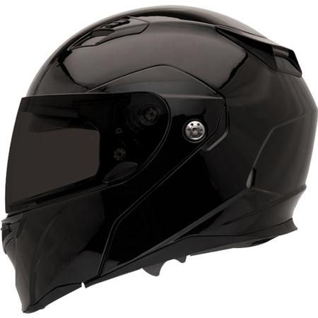 Bell Revolver Evo Solid Modular Helmet - BikeBandit.com