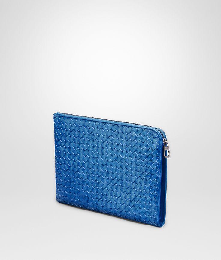 Bottega Veneta® - ブルエット イントレチャート VN ドキュメントケース