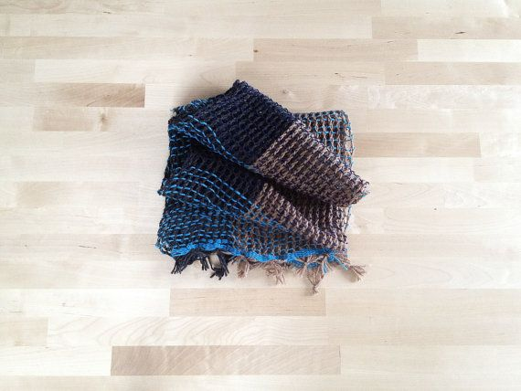 Oversized Merino Wool Scarf - ROMA by VIDA VIDA 797TdbV
