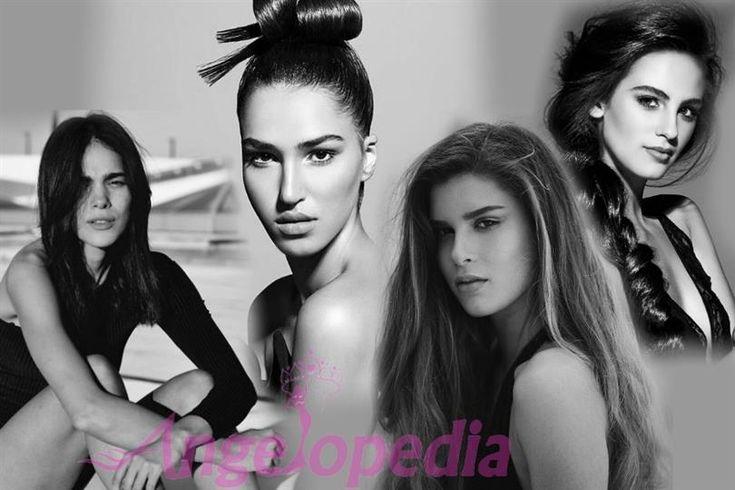 Miss Israel 2017 Meet the Top 4 finalists