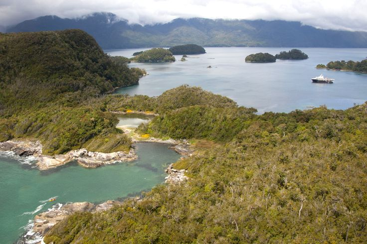 North Patagonia with Nomads Of The Seas