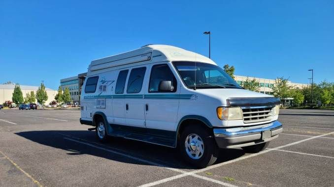 1996 E350 Bigfoot In Portland Or Class B Camper Van Campers For Sale Camper
