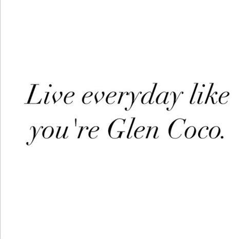 You go, Glen Coco #DASHboutique