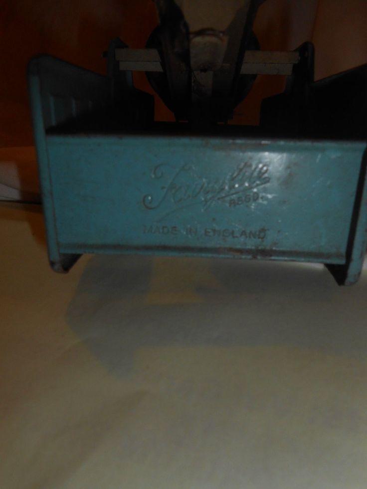 "Vintage Tin Plate Scales ""Fairylite "" 1950's | eBay"