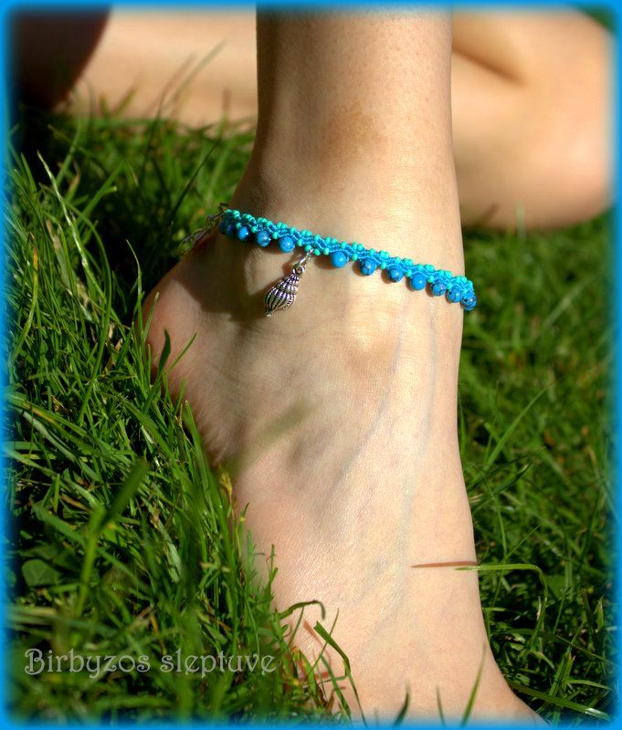 #macrame for #ankles <3