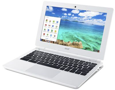 """Chance to Win an Acer Chromebook 11. The New Acer Chromebook. As the best value 11.6"""" Chromebook -- the Acer Chromebook 11 has everything you need...."""