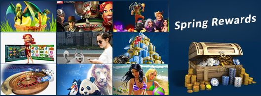 Here are the #Europacasino #Springrewards. Exploit the amazing prizes. Look at our most recent promotions to see what awaits you. With these offers, you're ensured to discover something entertaining. #casinobonuses http://www.casinoswithbonus.co.uk/europa-casino-promotions/