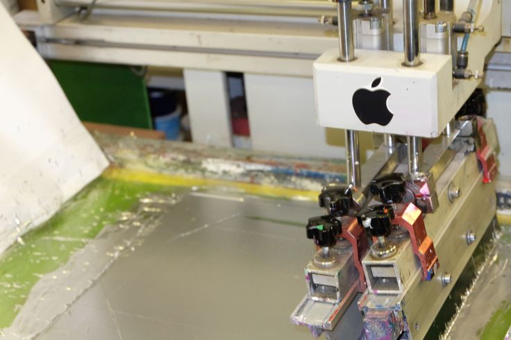 Apple и шелкуха