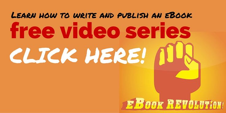 Learn how to write and publish an eBook on Amazon and join the eBook Revolution